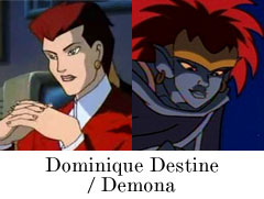 Domonique Destine a.k.a. Demona
